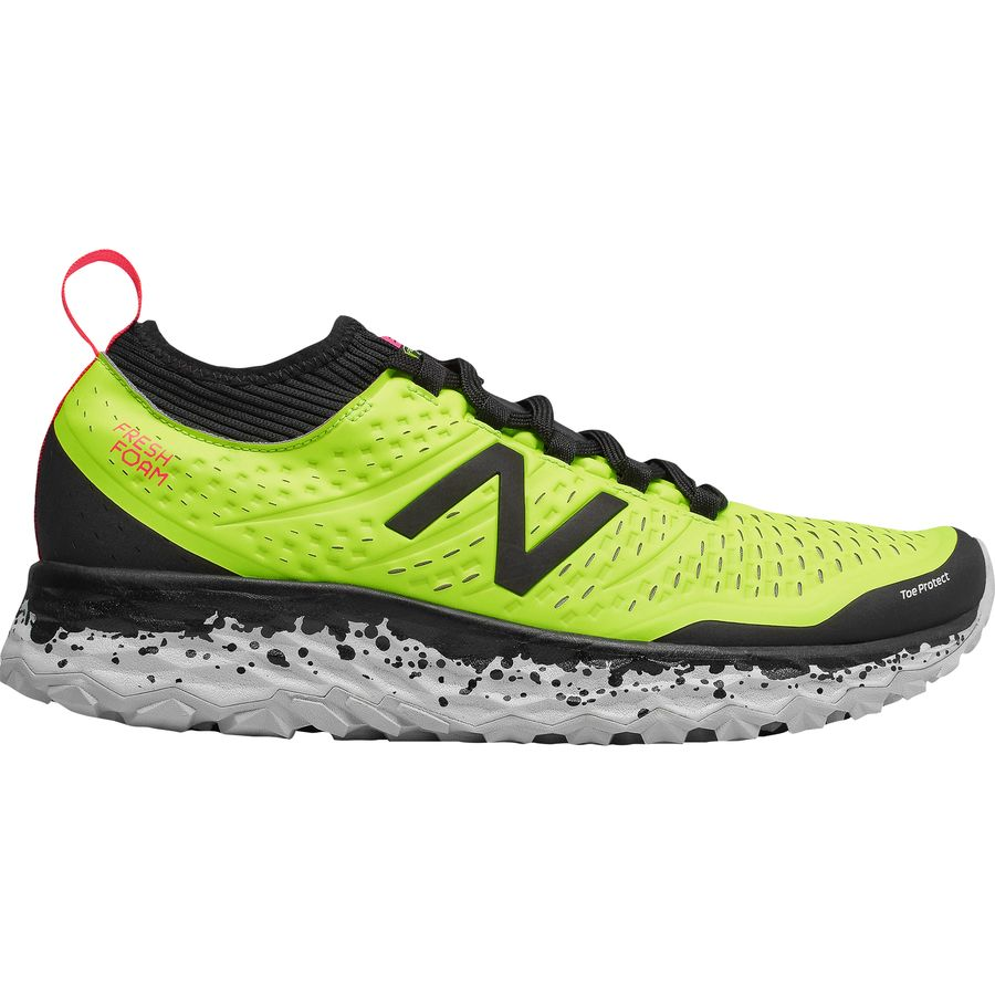 purchase cheap c3deb 98ec6 New Balance - Fresh Foam Hierro v3 Trail Running Shoe - Men s - Hi-lite