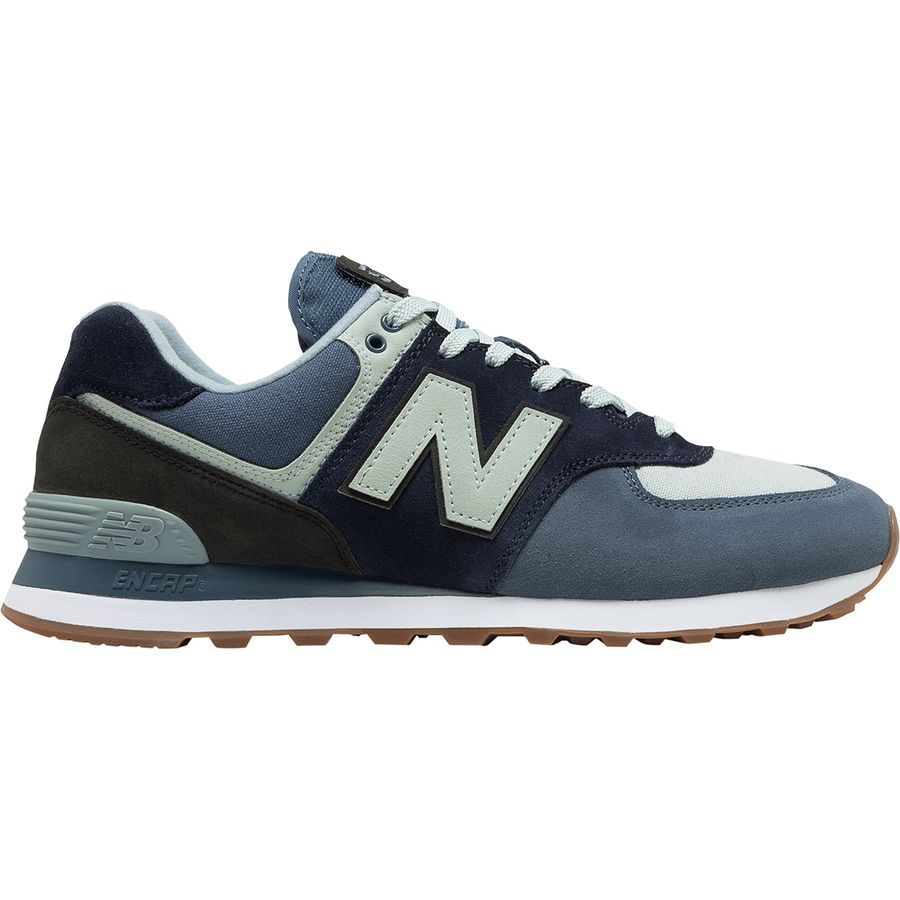 44753706aedd New Balance 574 Military Patch Shoe - Men s