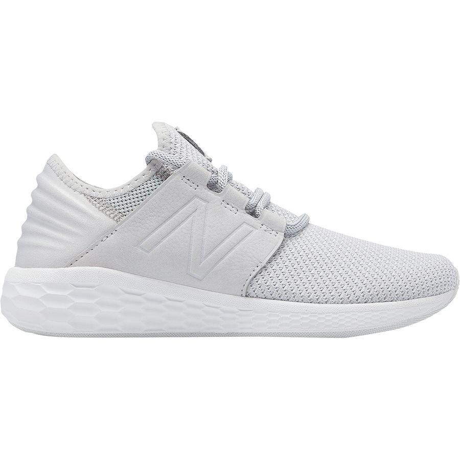 07d0953c931e9 New Balance - Fresh Foam Cruz v2 Shoe - Women's - Light Aluminum