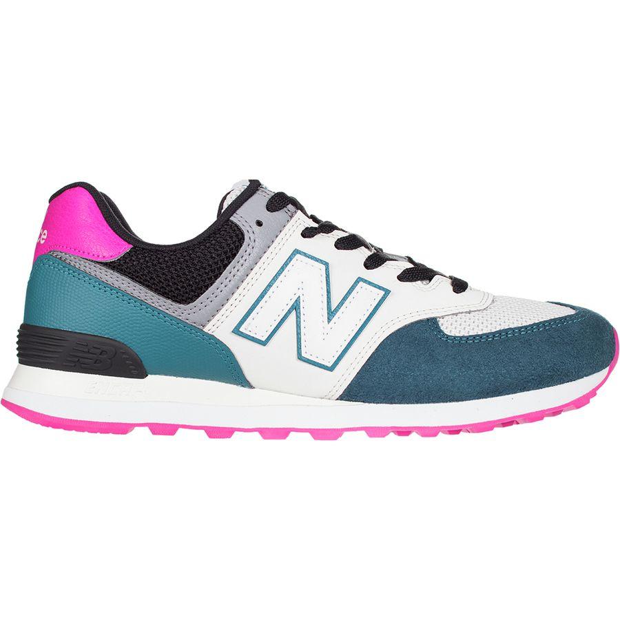 sale retailer 7c33c b58b9 New Balance 574 Pebbled Sport Shoe - Men's