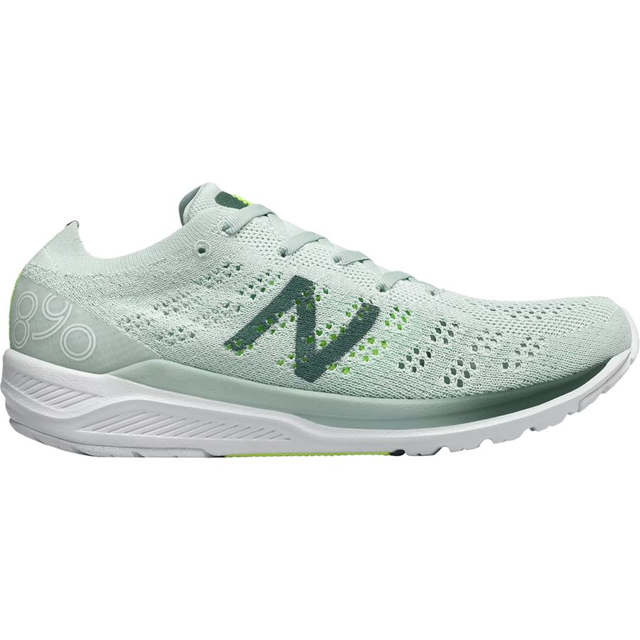 size 40 e681c 0a944 New Balance - 890v7 Running Shoe - Women s - Crystal Sage Dark  Agave Bleached