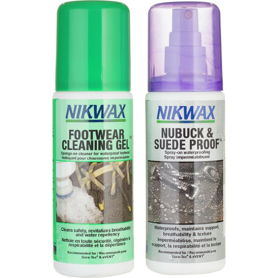 Nikwax Nubuck/Suede and Cleaning Gel