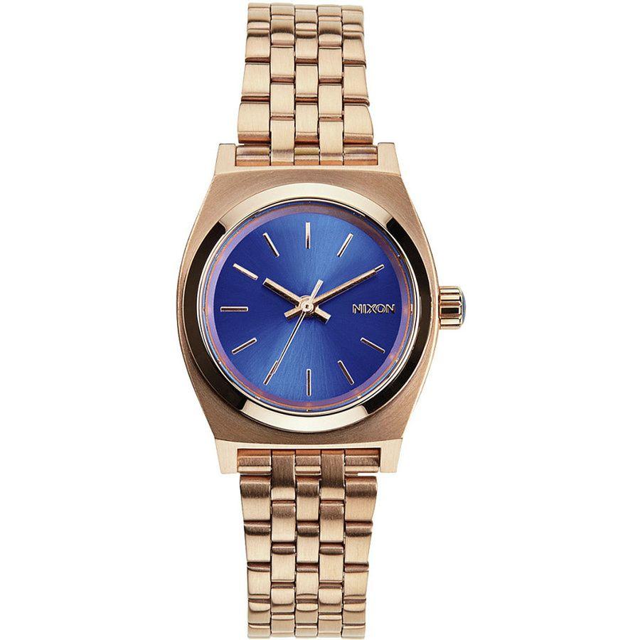 Nixon Small Time Teller Watch - Womens