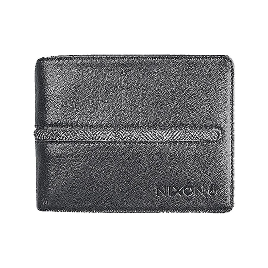 Nixon Coastal Escape Bi-Fold Clip Wallet - Mens
