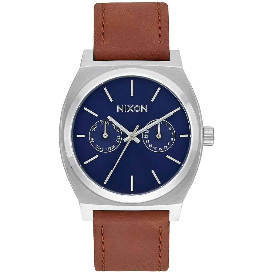 nixon watches time teller p watch