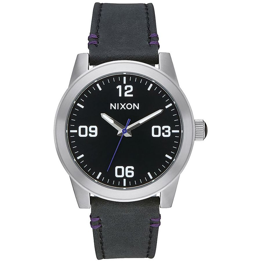 Nixon G.I. Leather Watch - Womens