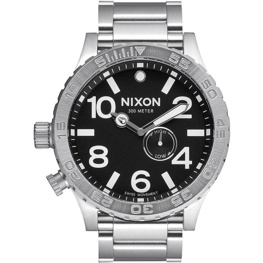 ce05e78c8b0 Nixon - 51-30 Watch - Men s - Black