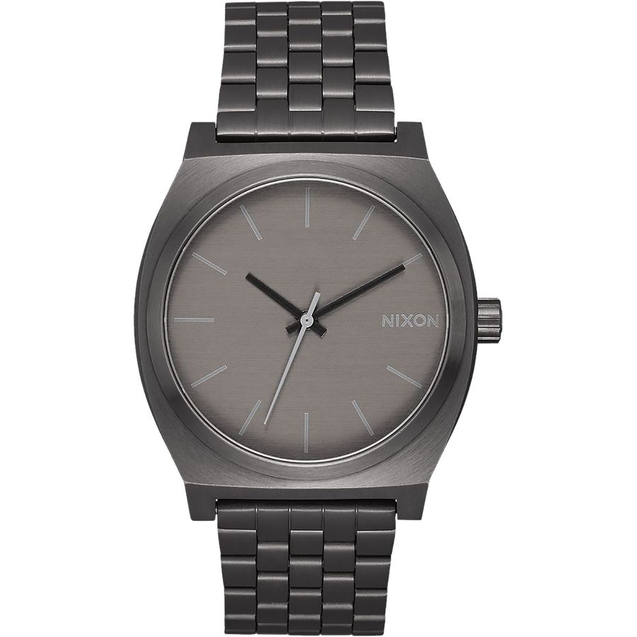 teller watches all nixon allguna watch com time mens backcountry gunmetal gray