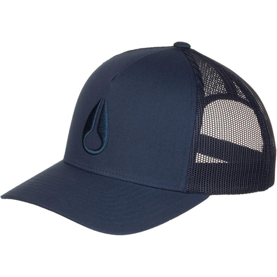 Nixon Iconed Trucker Hat  382e312fedb