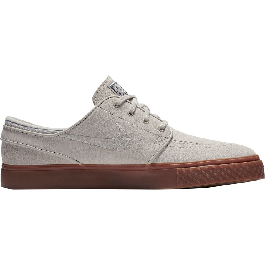 Nike - Zoom Stefan Janoski Shoe - Men's - Light Bone/Light Bone-Thunder