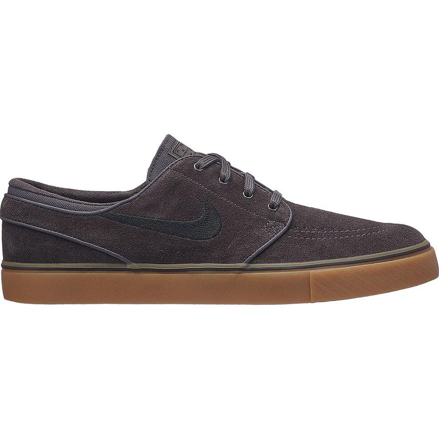 2eb29643bdb0 Nike - Zoom Stefan Janoski Shoe - Men s - Thunder Grey Black Gum Light