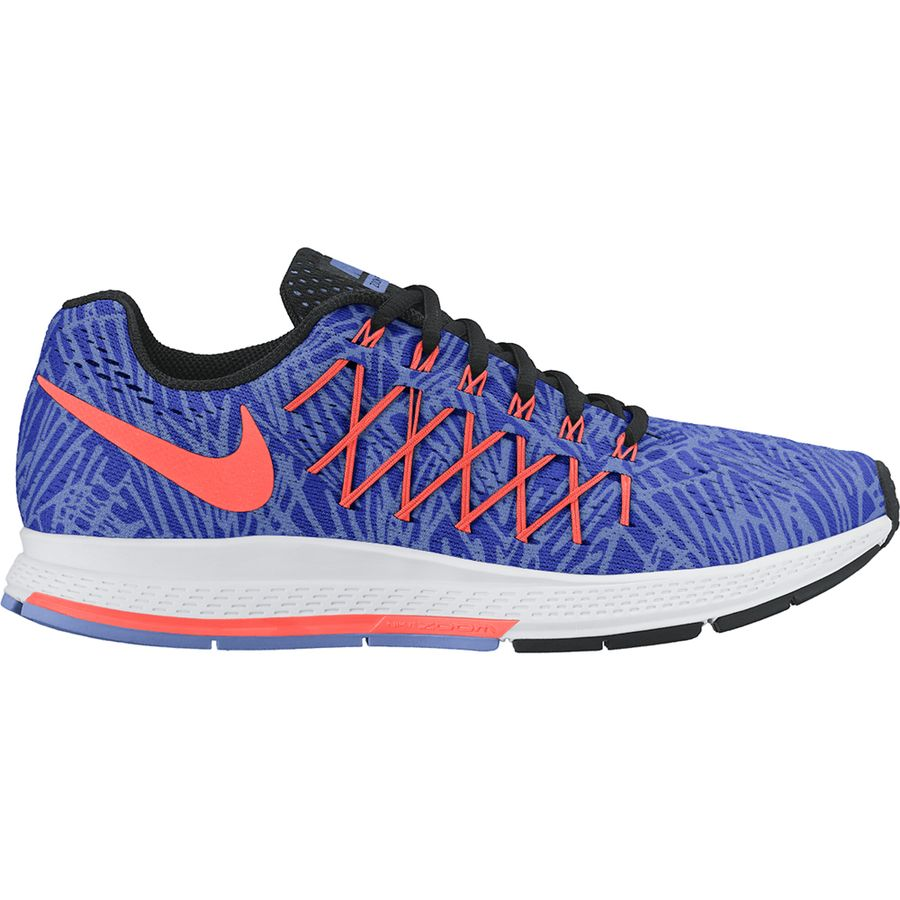 4e4d745b05e3a Nike - Air Zoom Pegasus 32 Print Running Shoe - Women s - Racer Blue Chalk