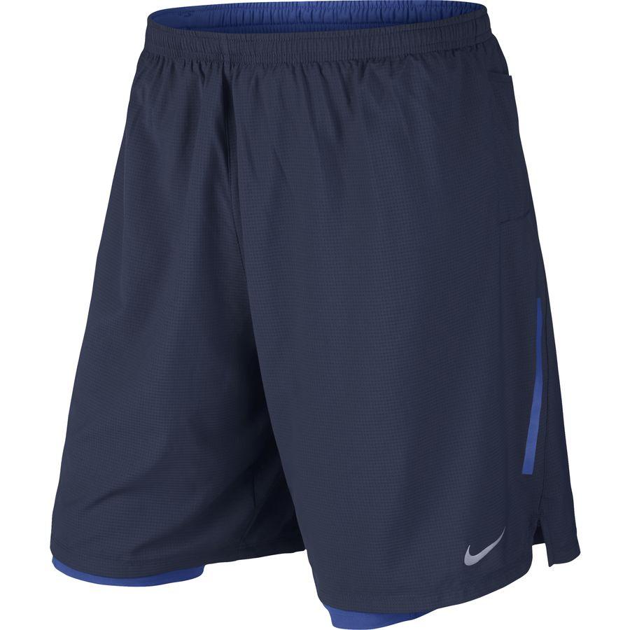 Nike Phenom 9in 2-in-1 Short - Mens