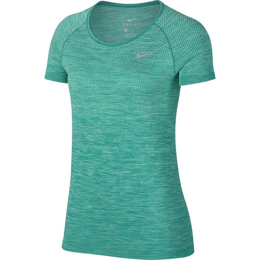 Nike Dri-Fit Knit Shirt - Womens