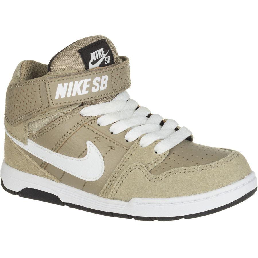 53afa6bdf3940a Nike 6.0 Mogan Mid Junior Kids Shoe Air Force Ones Air Jordan Fusion ...