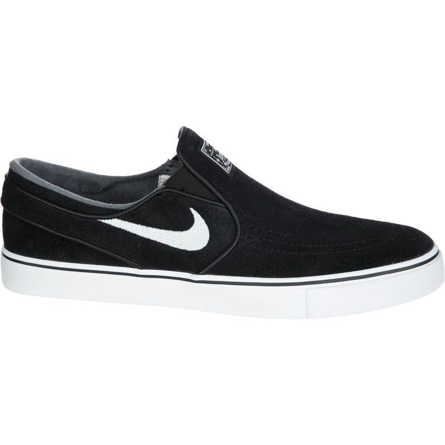 c870eaba762d33 Nike - Zoom Stefan Janoski Slip Shoe - Men s - Black White