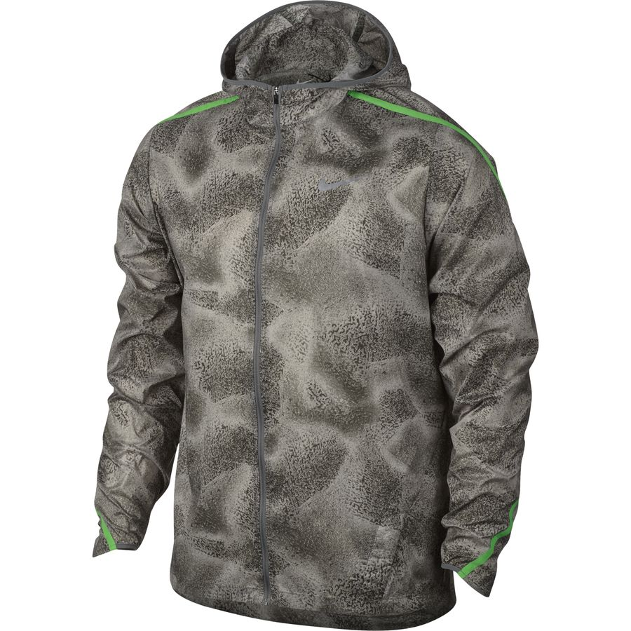 Nike Shield Impossibly Light Hooded Jacket - Mens