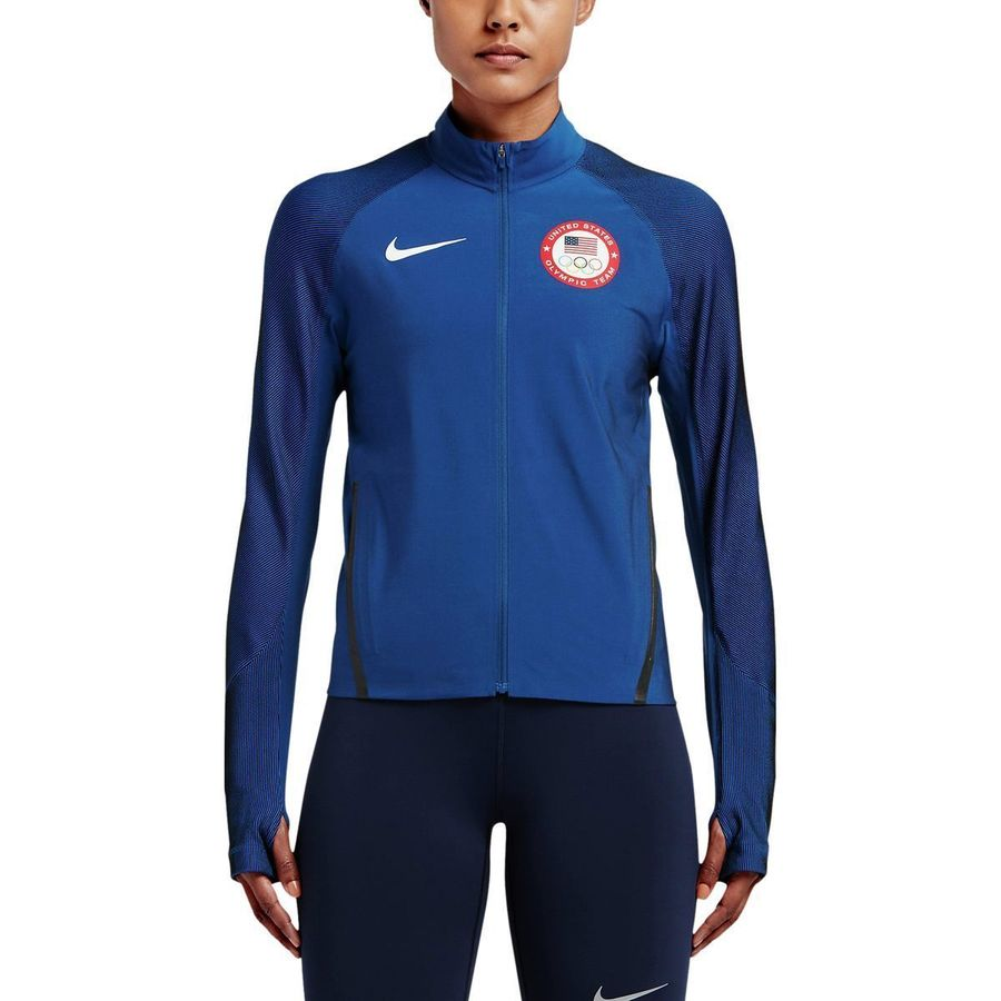 Nike USOC Stadium Jacket - Womens