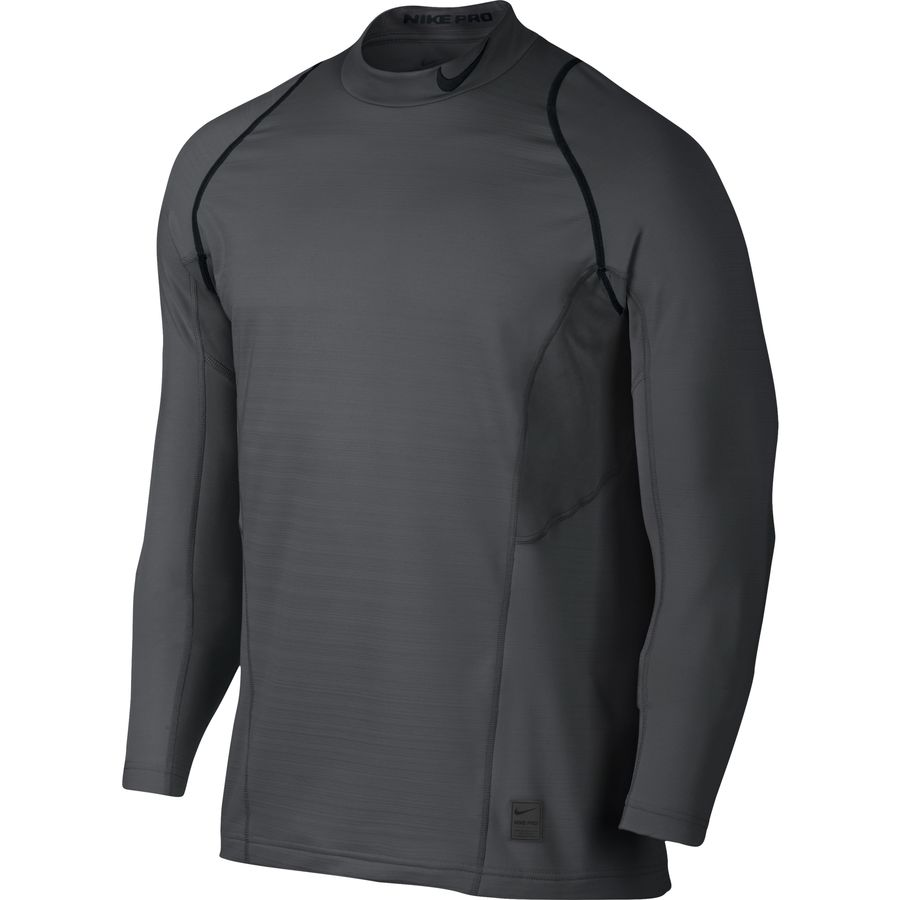 Nike Pro Hyperwarm Long-Sleeve Shirt - Mens