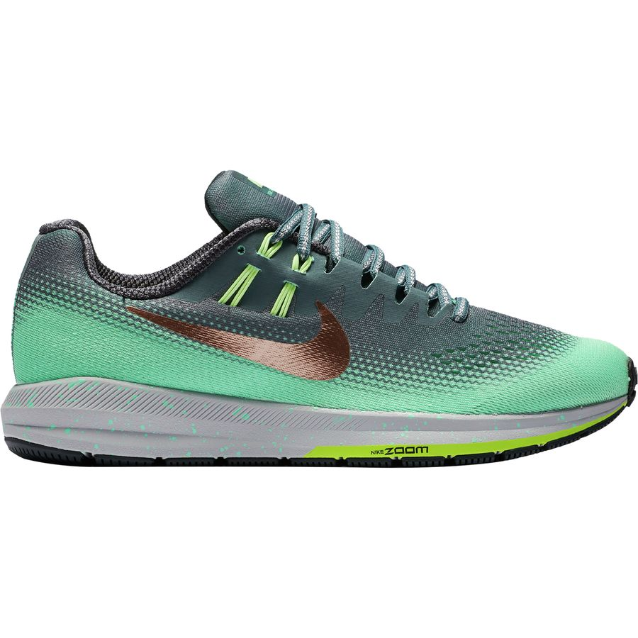 Nike Air Zoom Structure 20 Shield Running Shoe - Womens