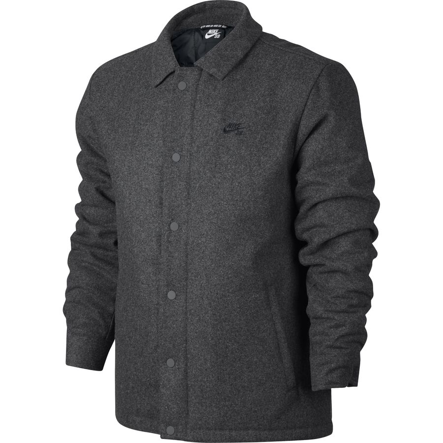 Nike SB Wool Coaches Shirt Jacket - Mens