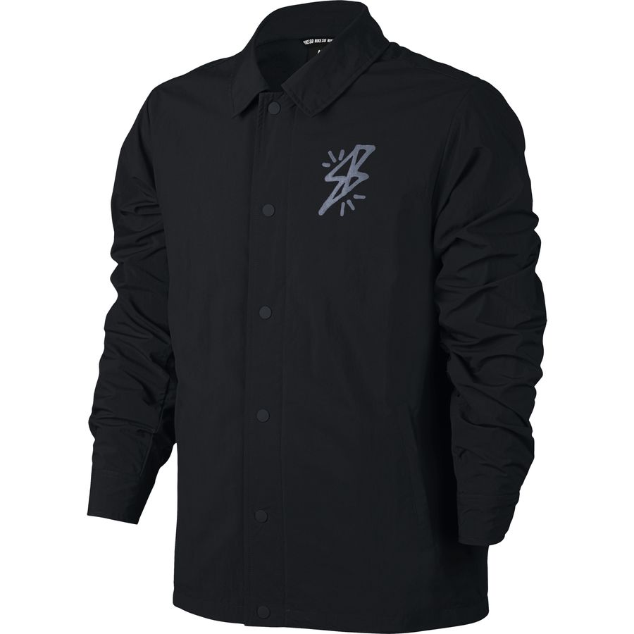 Nike SB Bolt Coaches Shirt Jacket - Mens