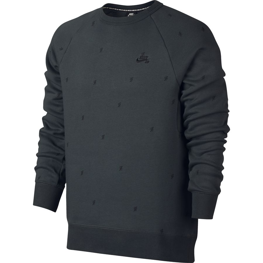 Nike Icon Bolt Crew Sweatshirt - Mens