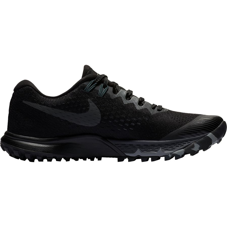 size 40 532dd 1c581 Nike - Air Zoom Terra Kiger 4 Trail Running Shoe - Womens -  BlackAnthracite