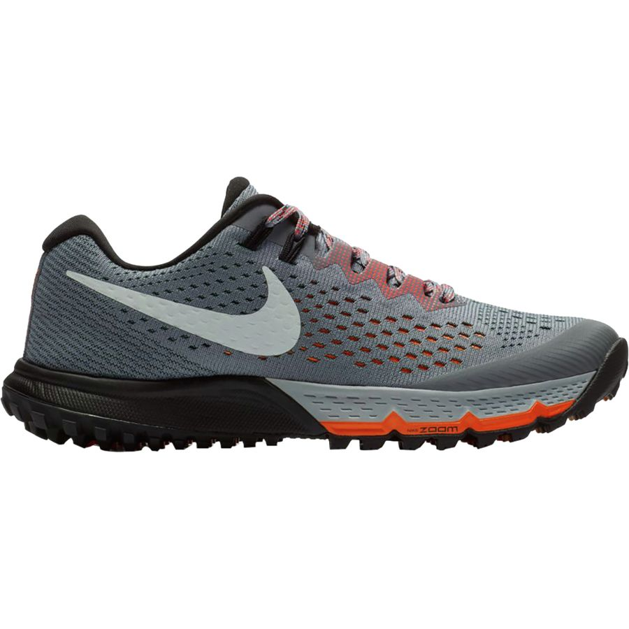 Nike - Air Zoom Terra Kiger 4 Trail Running Shoe - Women's - Cool Grey/