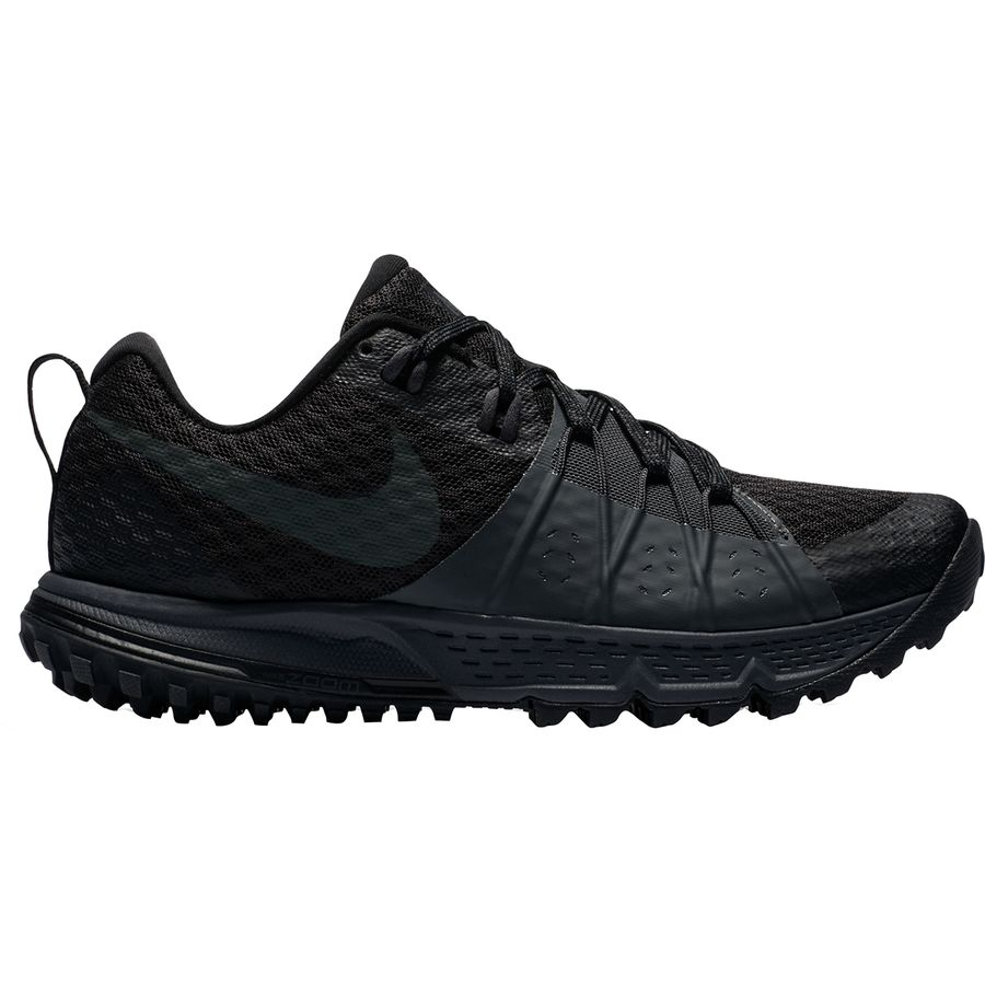 Nike - Air Zoom Wildhorse 4 Trail Running Shoe - Women s - Black Anthracite- 454d4ce68b