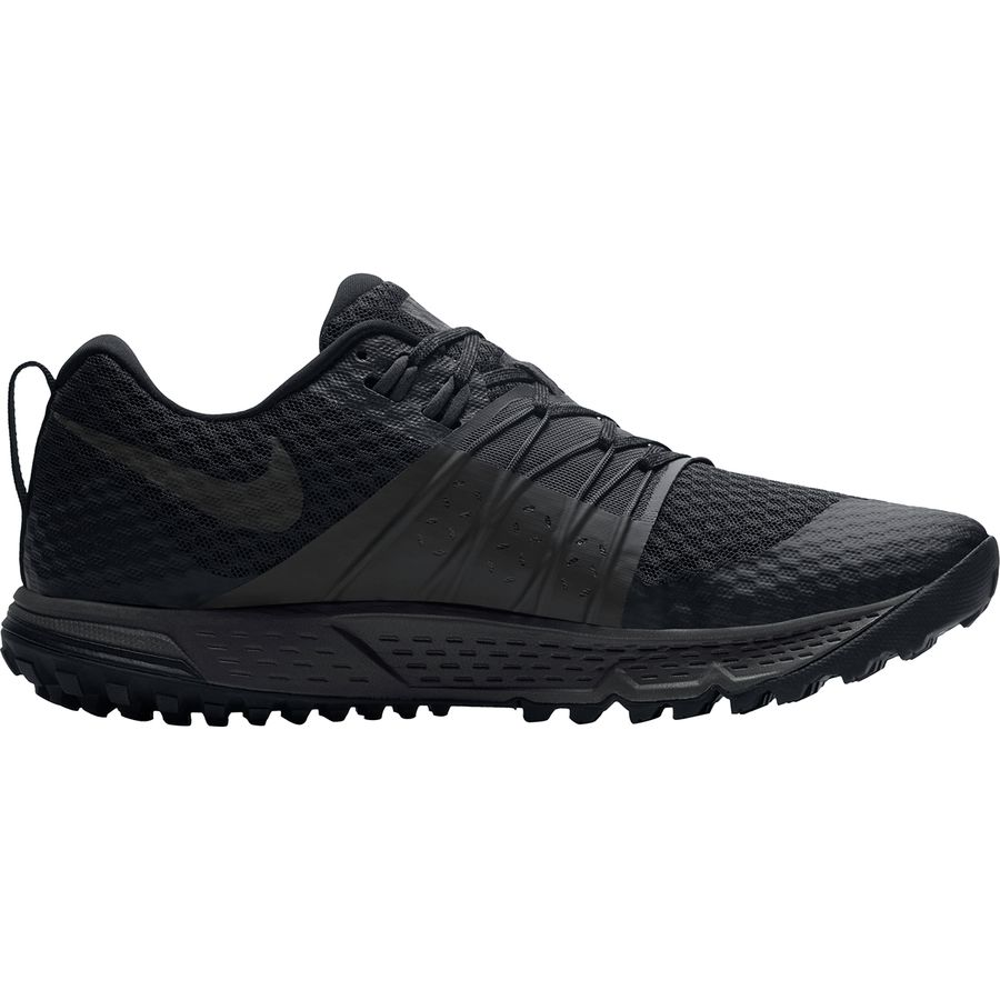 b7fa7936a1ecbe Nike - Air Zoom Wildhorse 4 Trail Running Shoe - Men s - Black Anthracite-