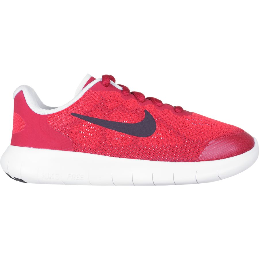 Nike - Free Run 2 Pre-School Shoe - Boys - University Red