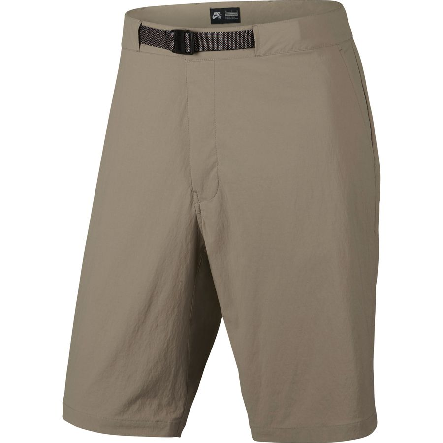 Nike - SB Everett Flex Short - Men's - Khaki