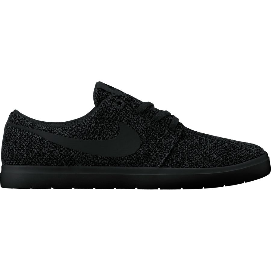 Nike - SB Portmore II Ultralight Shoe - Men's - Black/Black-Anthracite