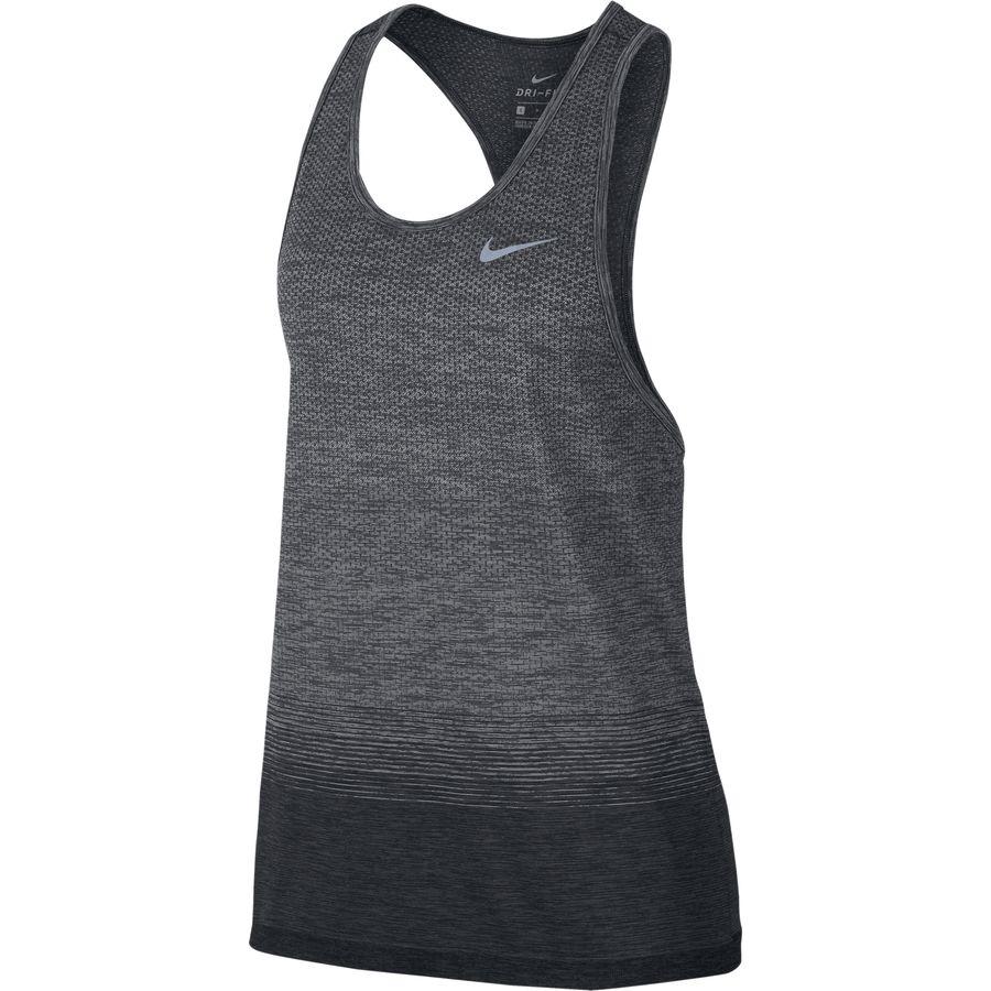 Nike Dri-Fit Knit Tank Top - Womens
