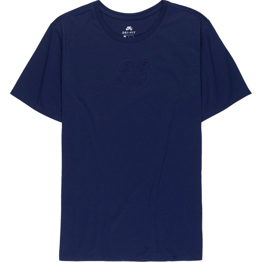 Nike SB Dry Deboss Short-Sleeve T-Shirt - Mens