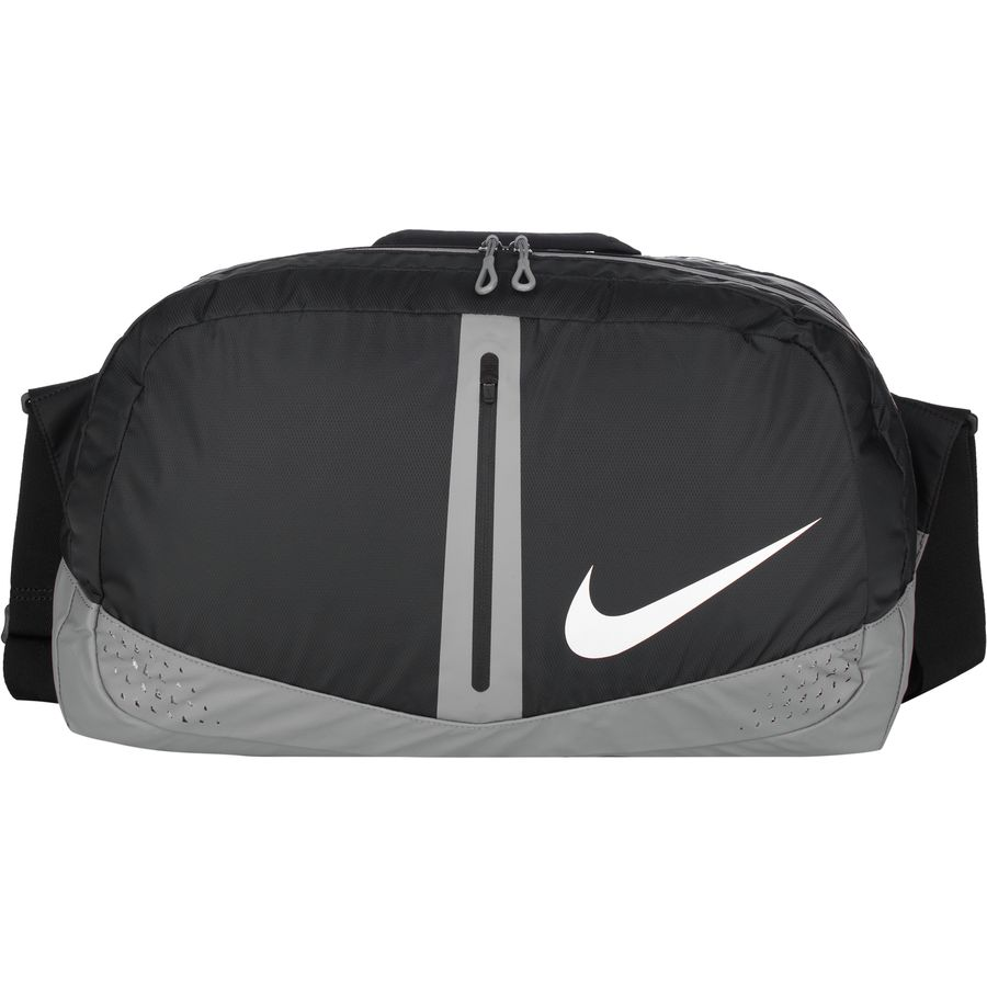 Nike - Run 34L Duffel - Black/Cool Grey/Silver