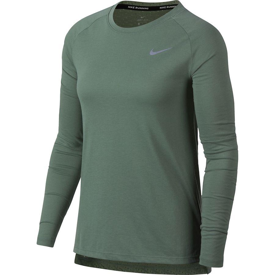 e5fbe33aaa2f70 Nike Breathe Tailwind Long-Sleeve Top - Women's | Backcountry.com