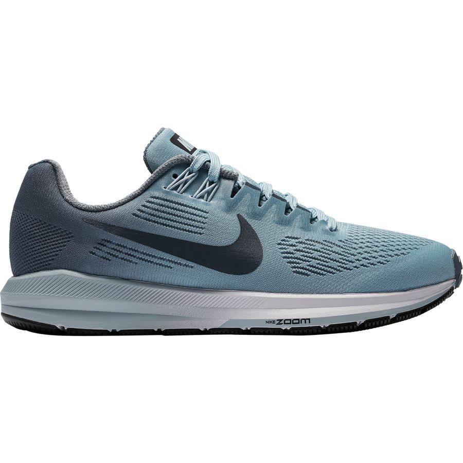 Nike - Air Zoom Structure 21 Running Shoe - Women's - Armory Blue/Armory  Navy