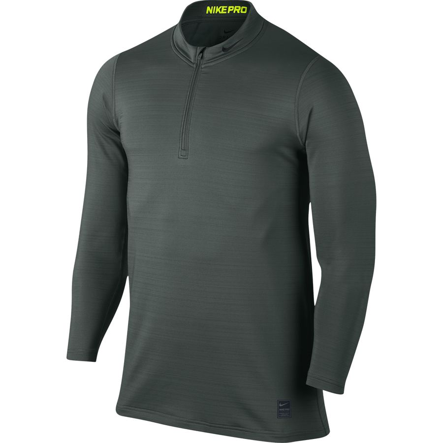 Nike Pro Warm 1/4-Zip Fitted Top - Mens