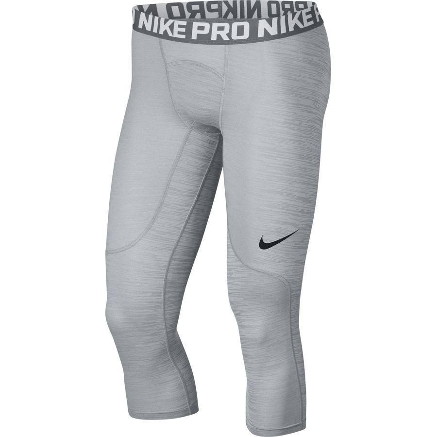 Nike Pro 3/4 Heather Tight - Mens