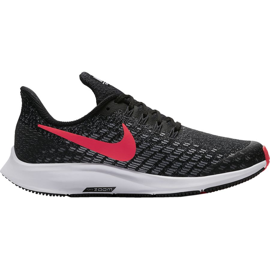 10ca2b53836a Nike - Air Zoom Pegasus 35 Shoe - Girls  - Black Racer Pink-