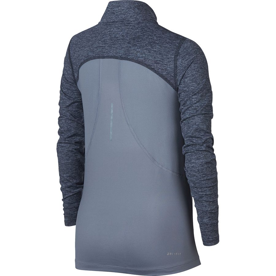 8d1eb01d Nike Dry Element 1/2-Zip Running Top - Girls' | Backcountry.com