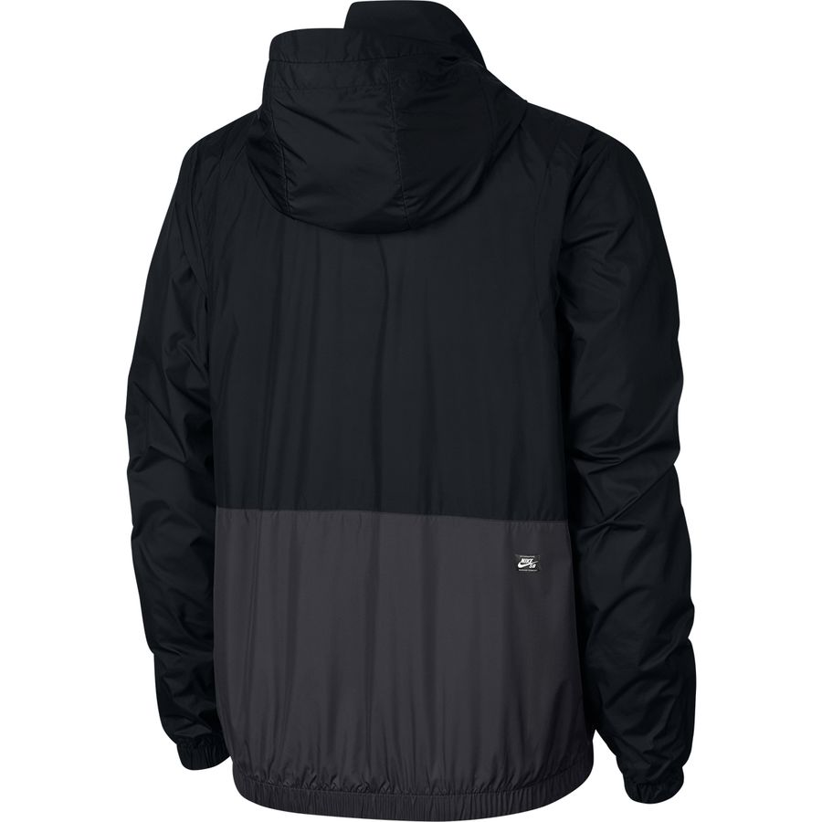 Nike SB Dry Hooded Striped Jacket - Men s  6a5d12560