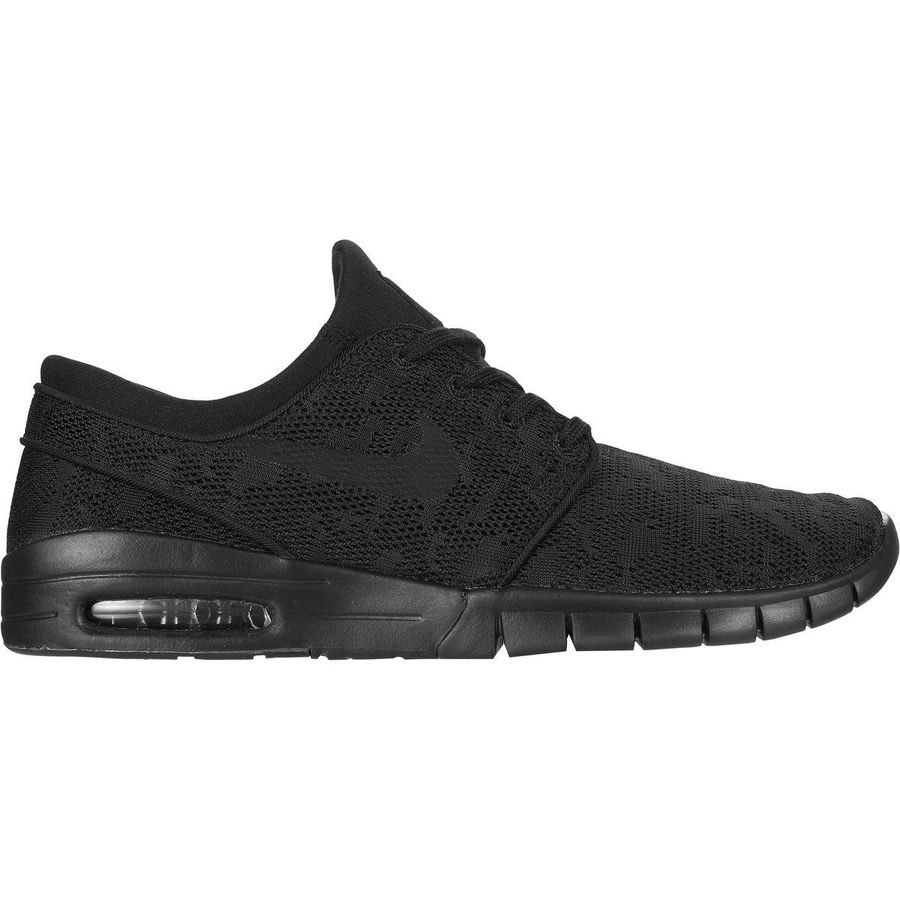 new arrivals 5b861 6107b Nike - Stefan Janoski Max Shoe - Men s - Black Black-anthracite