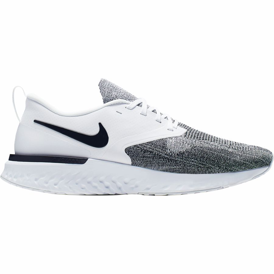 ebdfce4374a68 Nike - Odyssey React Running Shoe - Men s - White Black