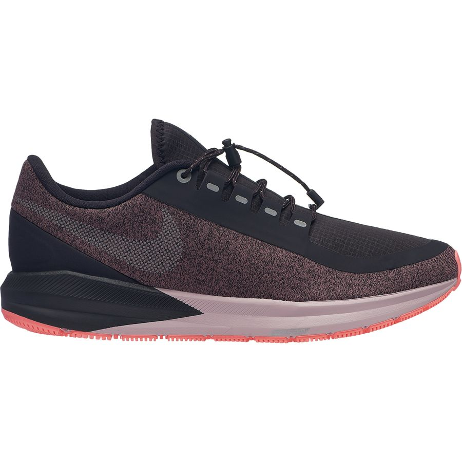 c2f7dda6574 Nike - Air Zoom Structure 22 Shield Running Shoe - Women s - Oil  Grey Metallic