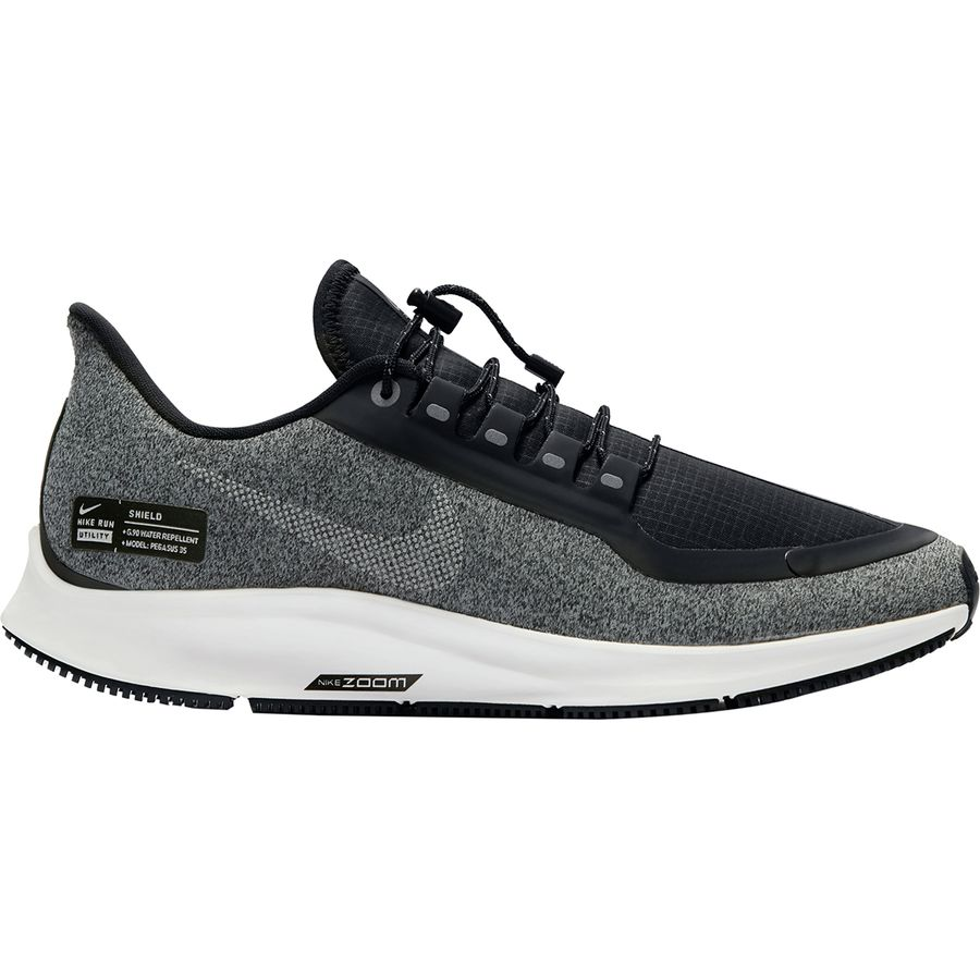 c755a64888a3c Nike - Air Zoom Pegasus 35 Shield Running Shoe - Women s - Black White-