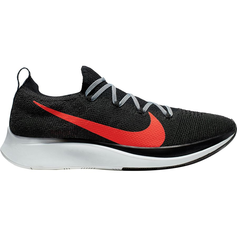 7449bf946bbc Nike - Zoom Fly Flyknit Running Shoe - Men s - Black Bright Crimson-obsidian
