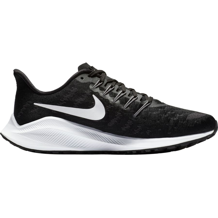 low priced 8a560 d3f08 Nike - Air Zoom Vomero 14 Running Shoe - Women s - Black White-thunder